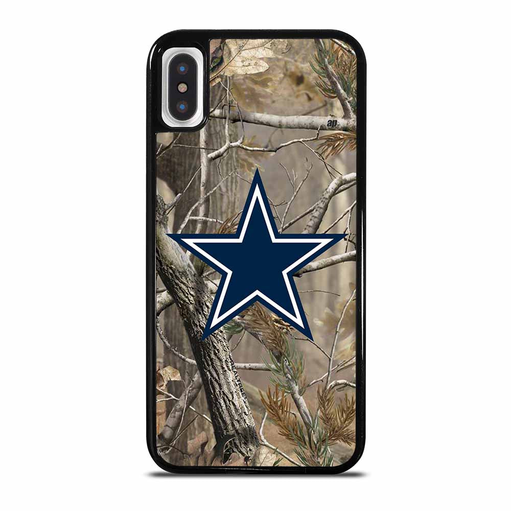 DALLAS COWBOYS CAMO iPhone X / XS case