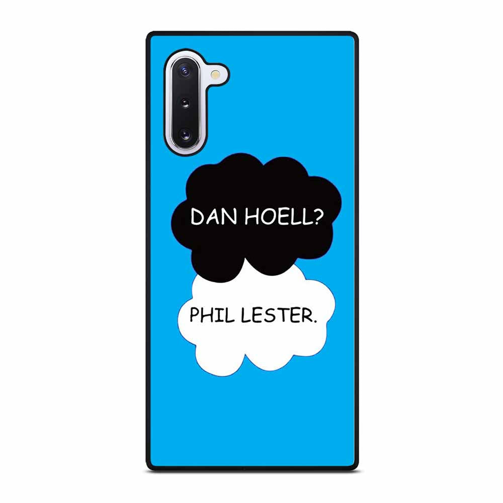 DAN AND PHIL Samsung Galaxy Note 10 Case