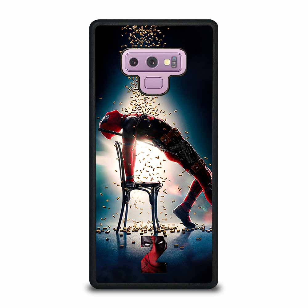 DEADPOOL 2 MOVIE Samsung Galaxy Note 9 case