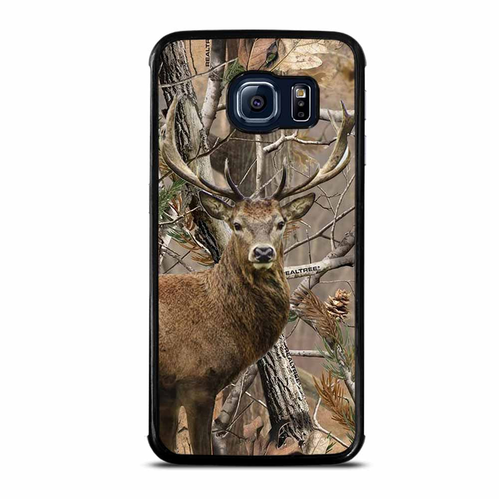 DEER HUNTING CAMO Samsung Galaxy S6 Edge Case