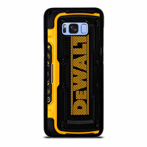 DEWALT SPEAKER BLUETOOTH #1 Samsung Galaxy S8 Plus Case
