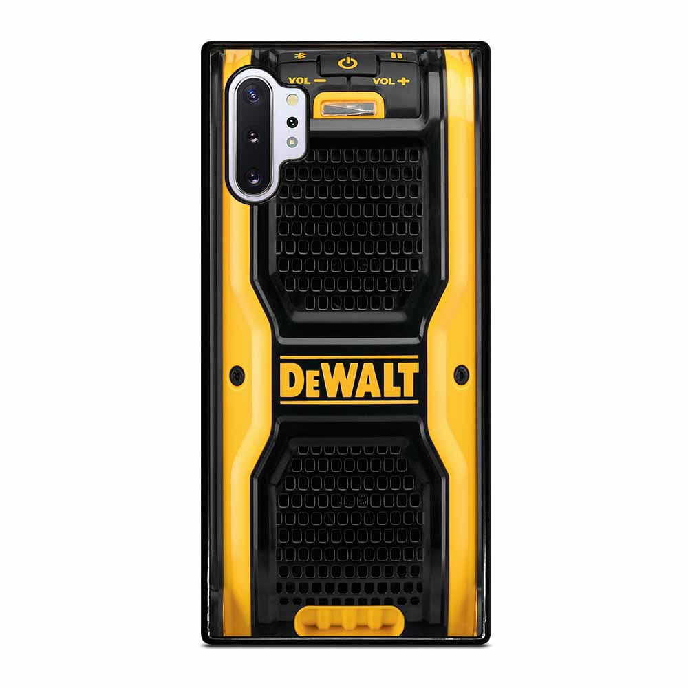 DEWALT SPEAKER BLUETOOTH Samsung Galaxy Note 10 Plus Case
