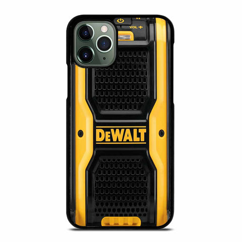 DEWALT SPEAKER BLUETOOTH iPhone 11 Pro Max Case