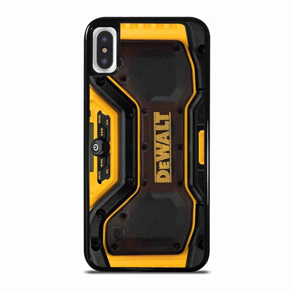 DEWALT TAPE iPhone X / XS case