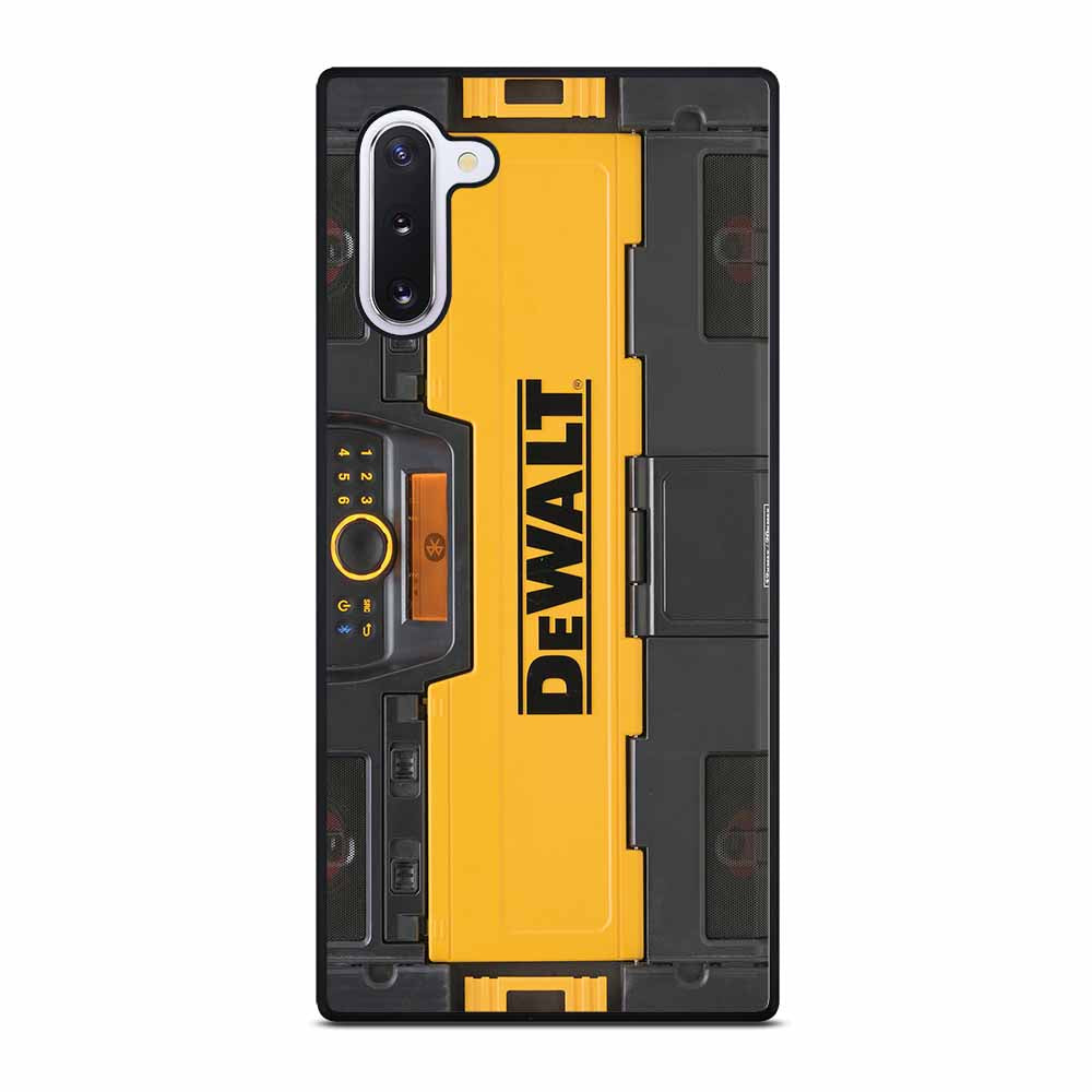 DEWALT TAPE #2 Samsung Galaxy Note 10 Case