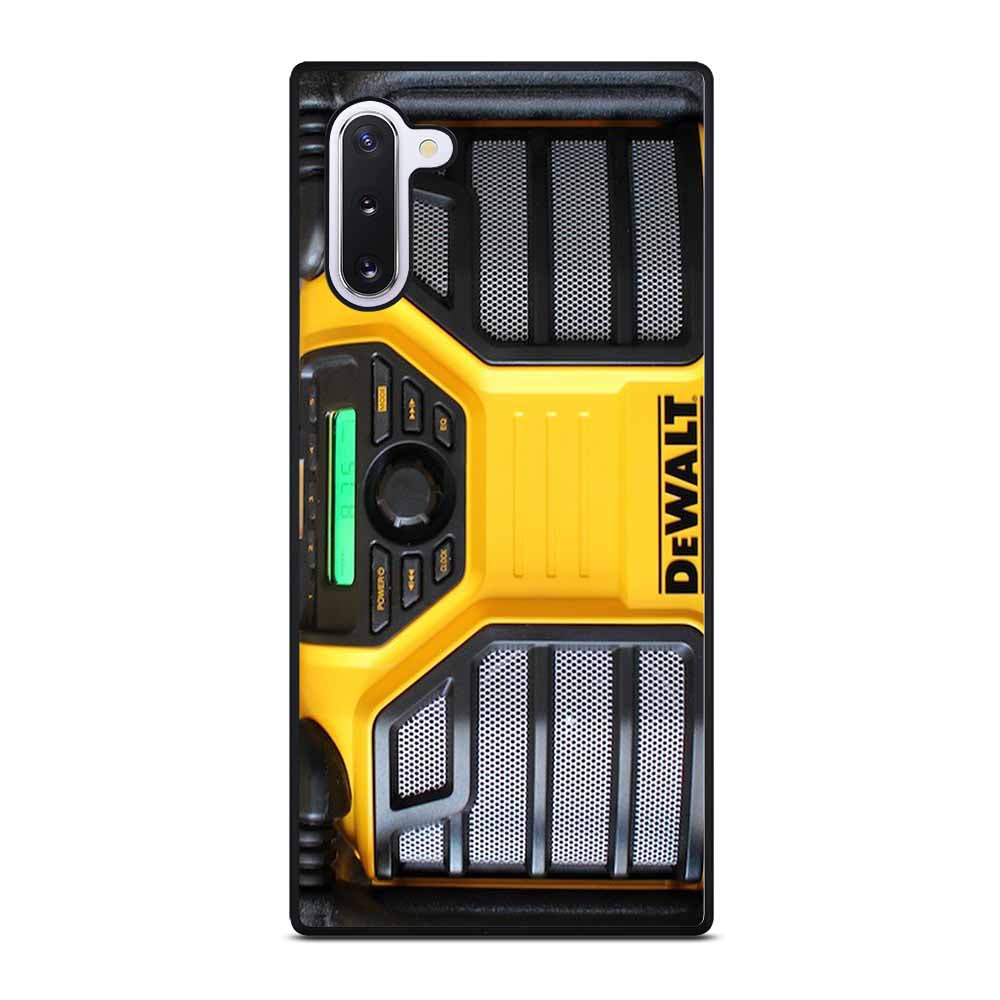 DEWALT TAPE #3 Samsung Galaxy Note 10 Case