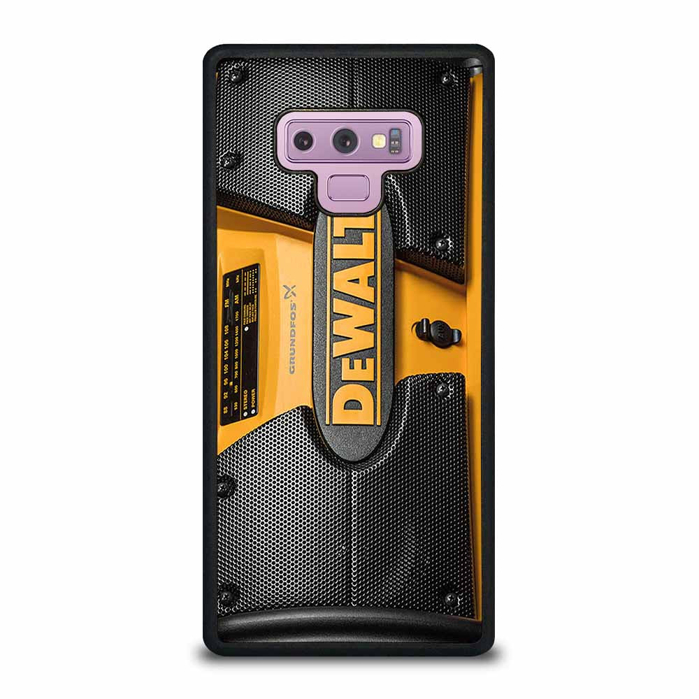 DEWALT TAPE #4 Samsung Galaxy Note 9 case