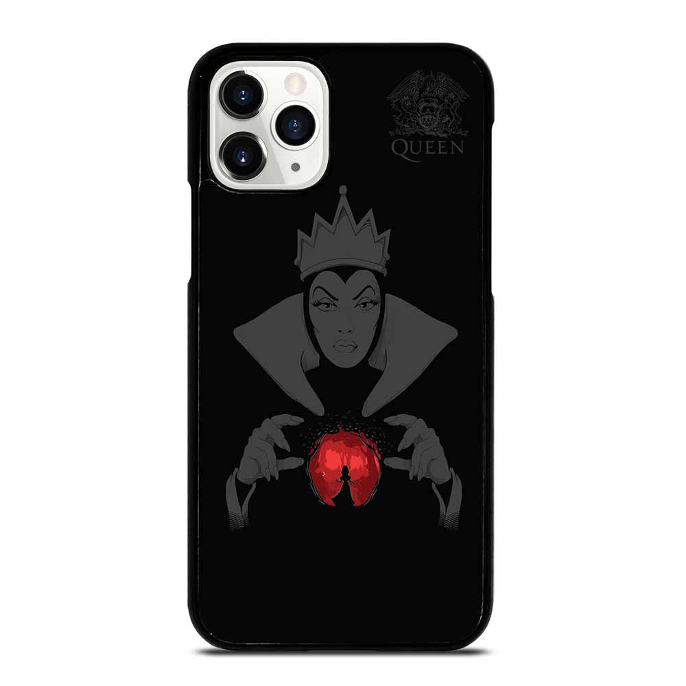 DISNEY VILLAINS WICKED WILES EVIL QUEEN #D1 iPhone 11 Pro Case