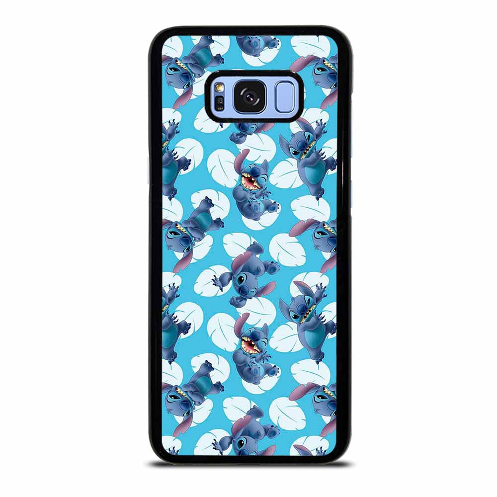 DISNEY BLUE STITCH Samsung Galaxy S8 Plus Case
