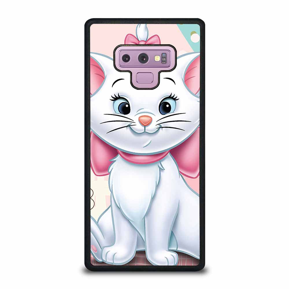 DISNEY CAT MARIE #1 Samsung Galaxy Note 9 case