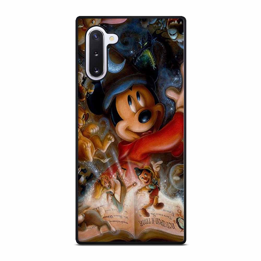 DISNEY MICKEY MOUSE AND MORE CHARACTER DISNEY Samsung Galaxy Note 10 Case