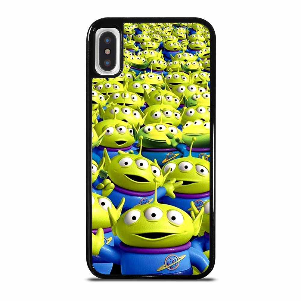 DISNEY TOY STORY ALIEN iPhone X / XS case