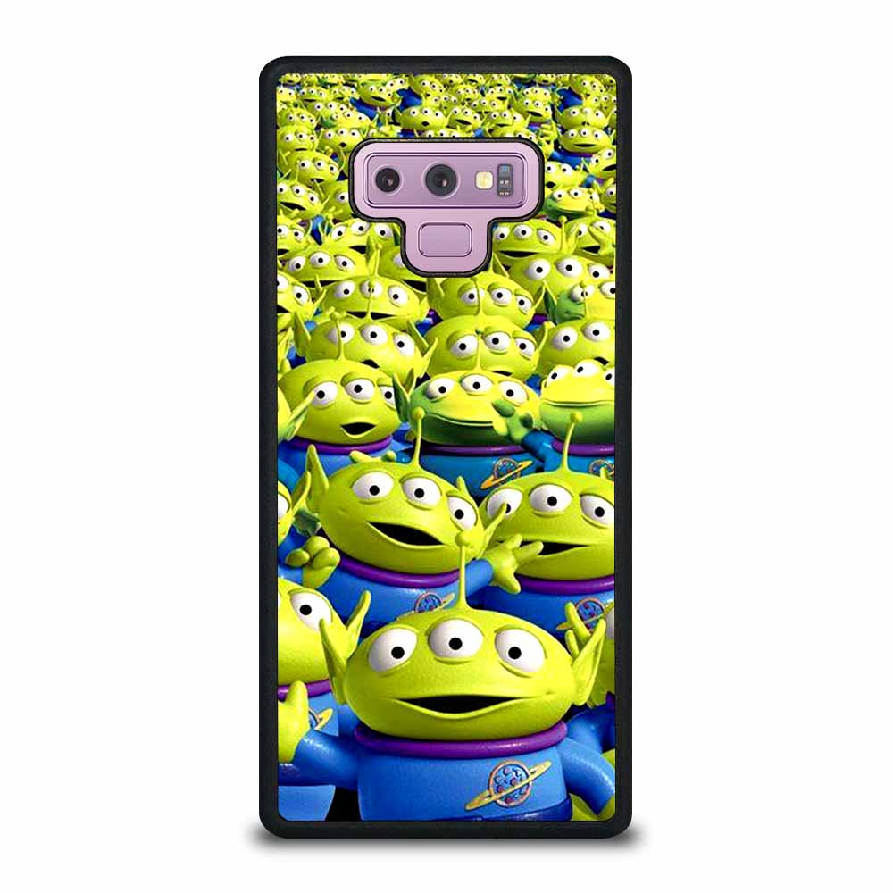 DISNEY TOY STORY ALIEN (2) Samsung Galaxy Note 9 case