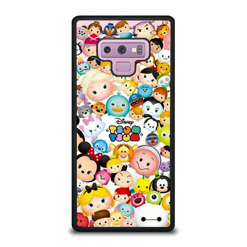 DISNEY TSUM TSUM #1 Samsung Galaxy Note 9 case