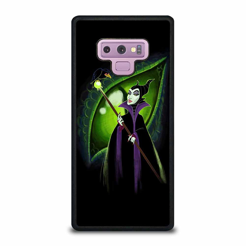 DISNEY VILLAINS WICKED WILES #1 Samsung Galaxy Note 9 case