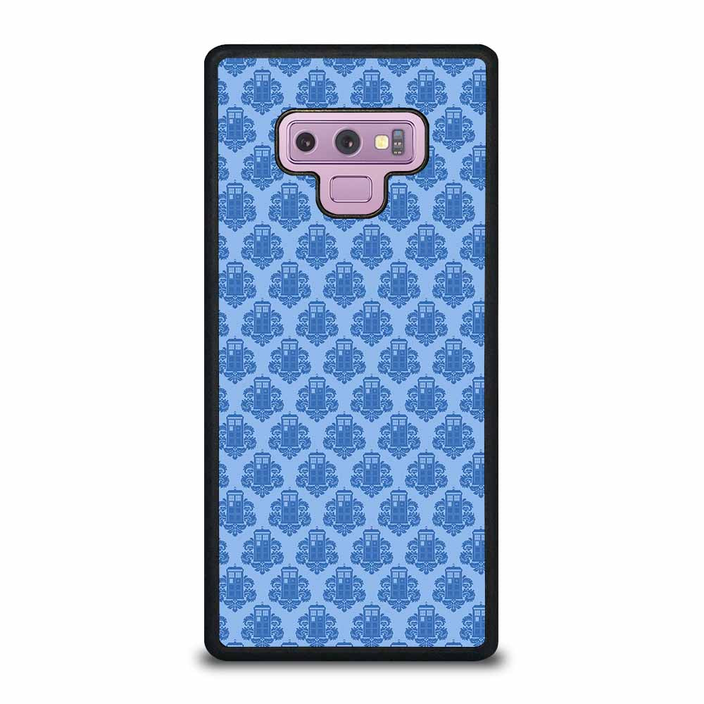 DOCTOR WHO SIMBOL Samsung Galaxy Note 9 case