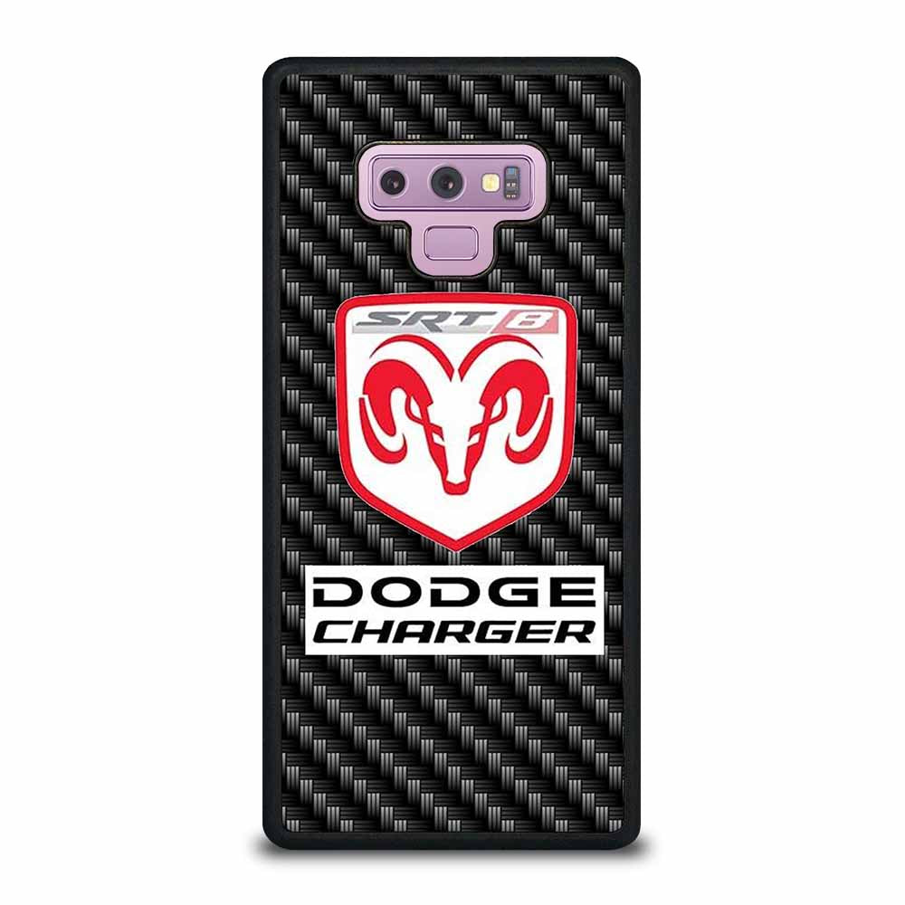 DODGE CHARGER CARBON Samsung Galaxy Note 9 case