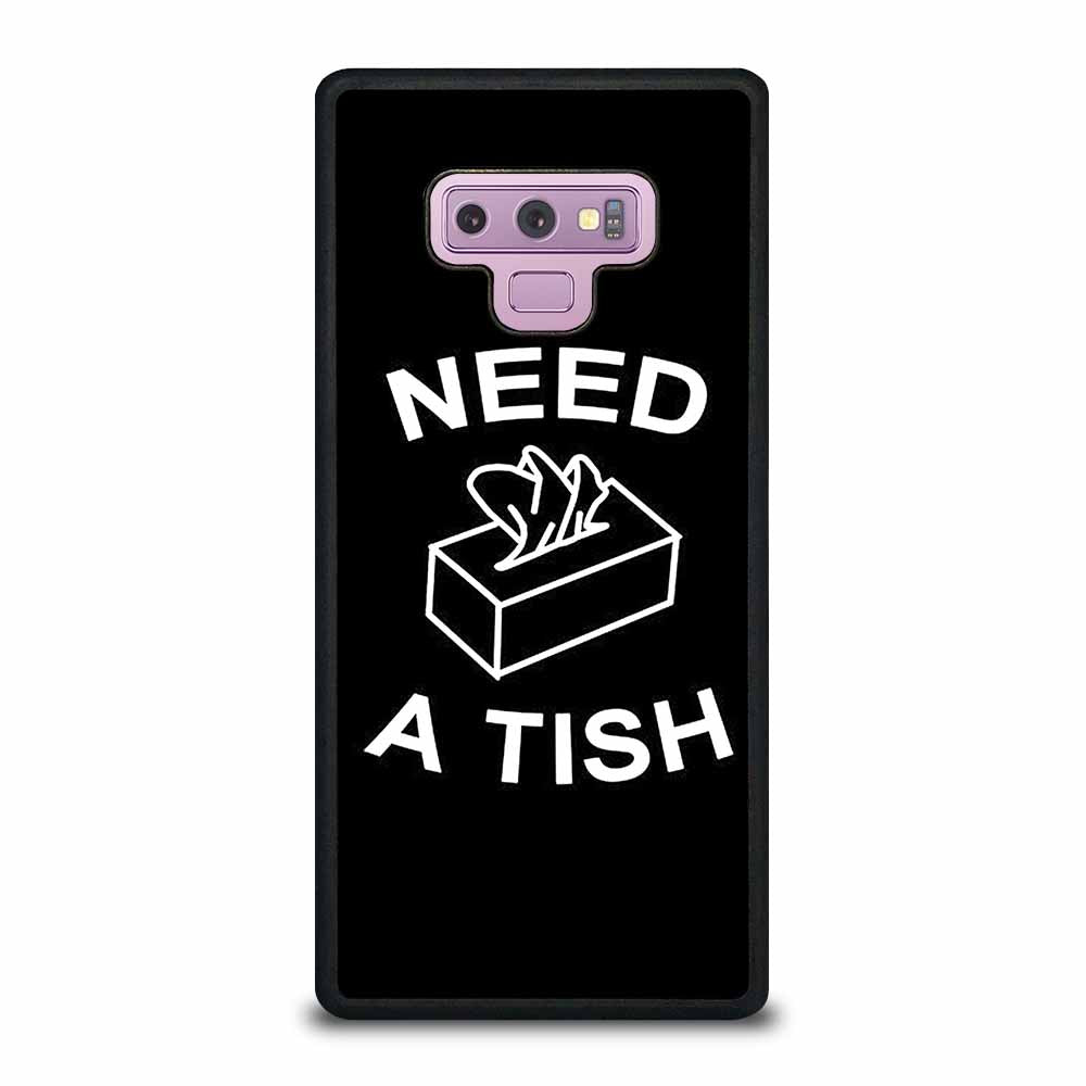 DOLAN TWINS NEED A TISH Samsung Galaxy Note 9 case