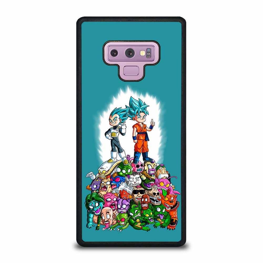 DRAGON BALL GOKU VEGETA BLUE Samsung Galaxy Note 9 case