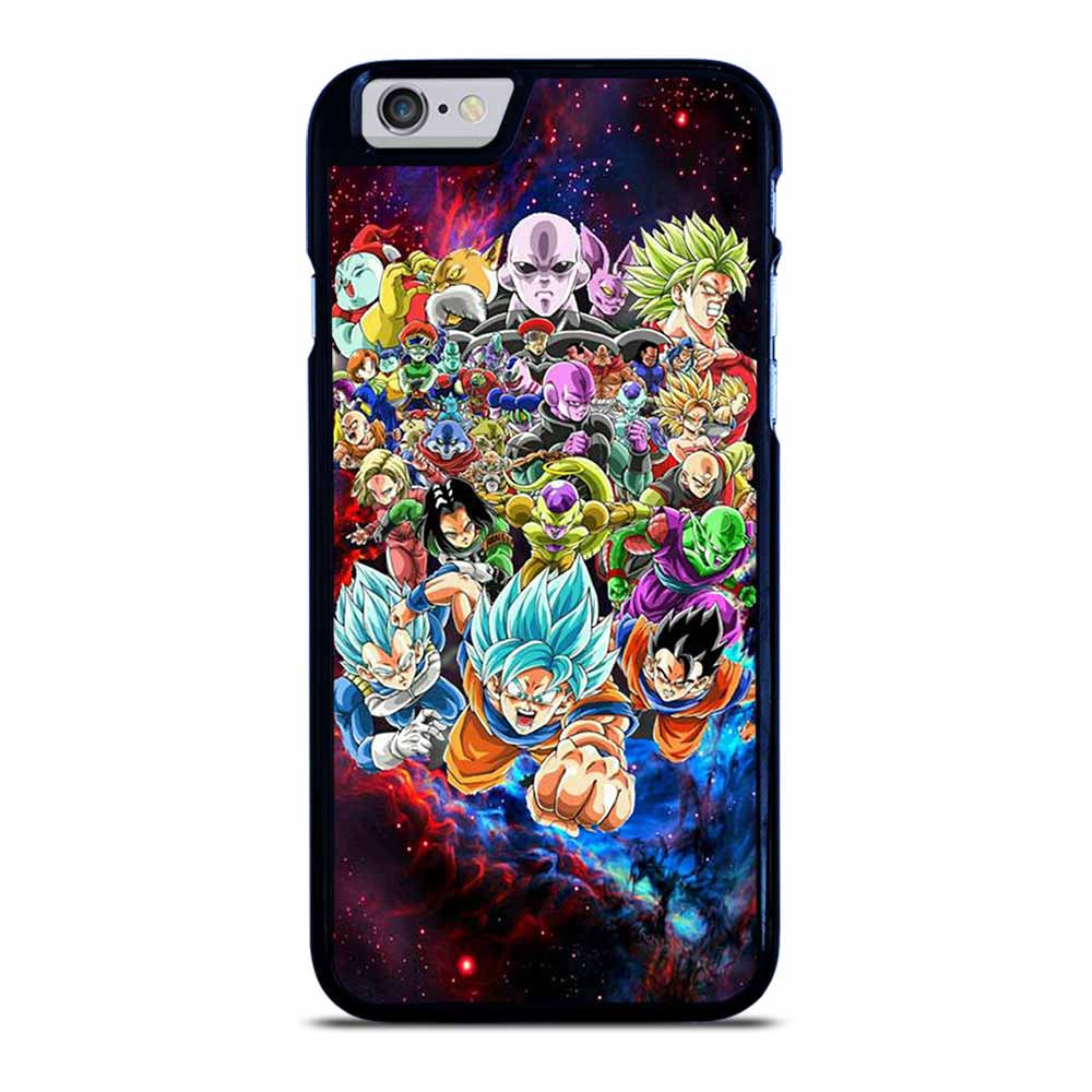 DRAGON BALL SUPER ALL FIGHTER iPhone 6 / 6S Case
