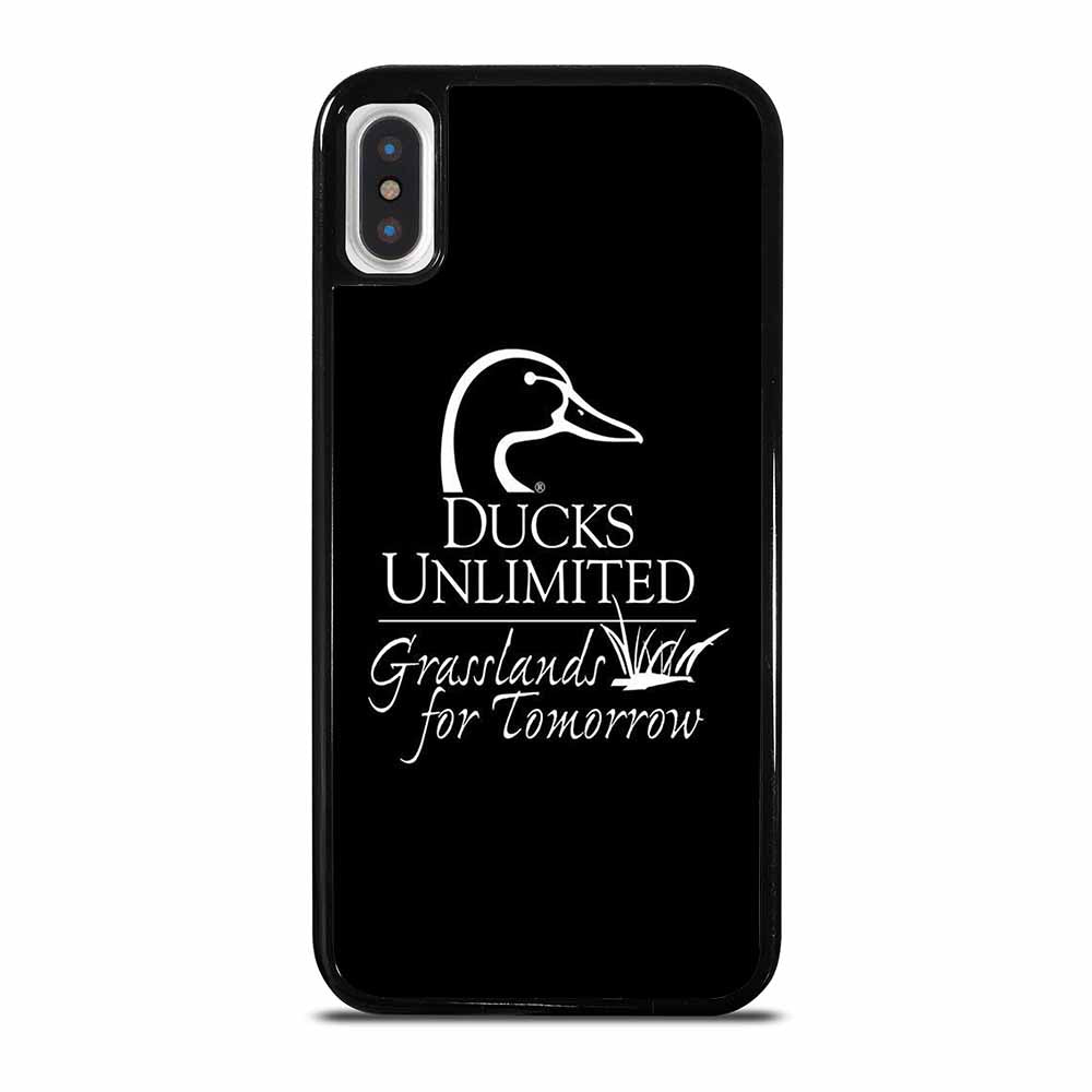 DUCKS UNLIMITED iPhone X / XS case