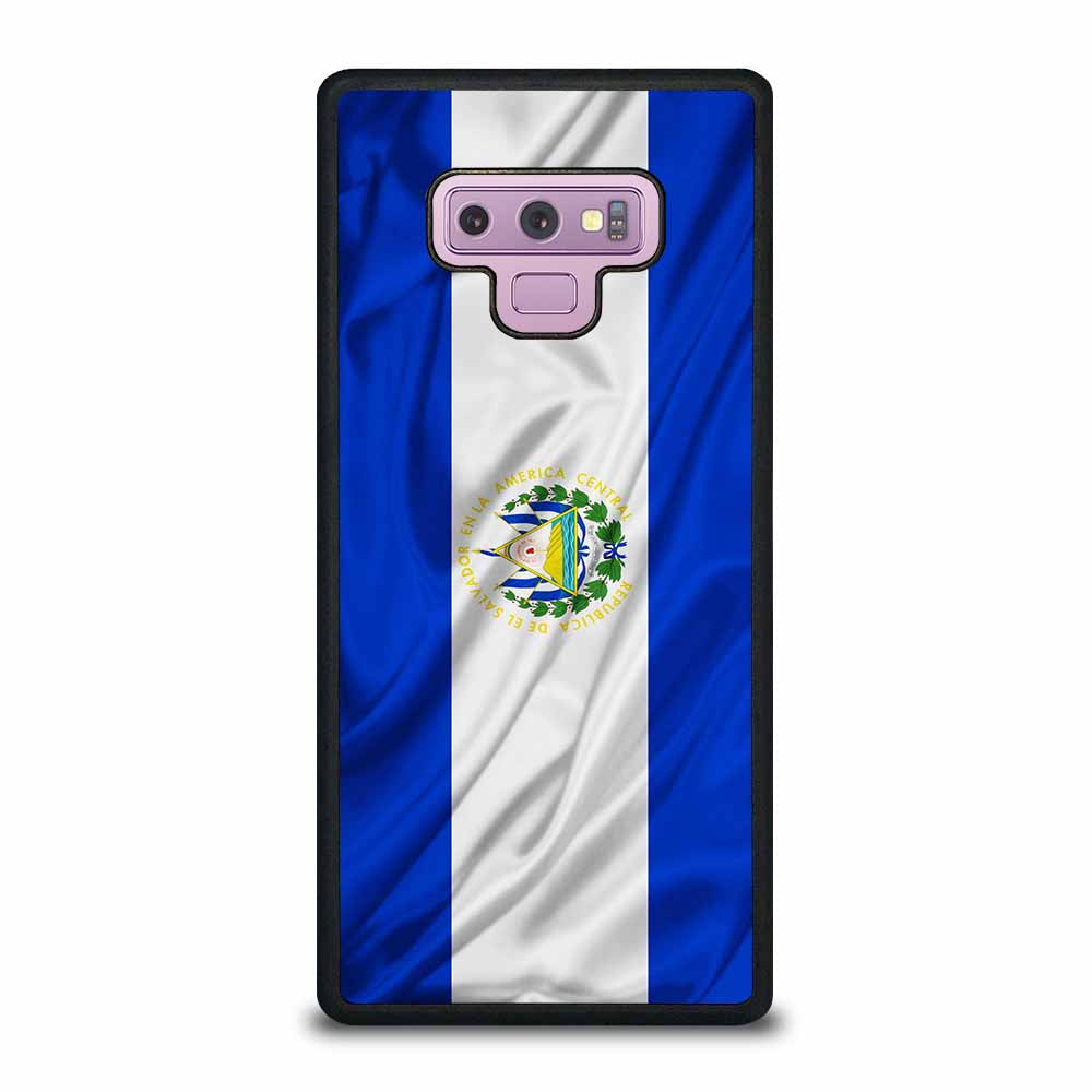 EL SALVADOR FLAG Samsung Galaxy Note 9 case