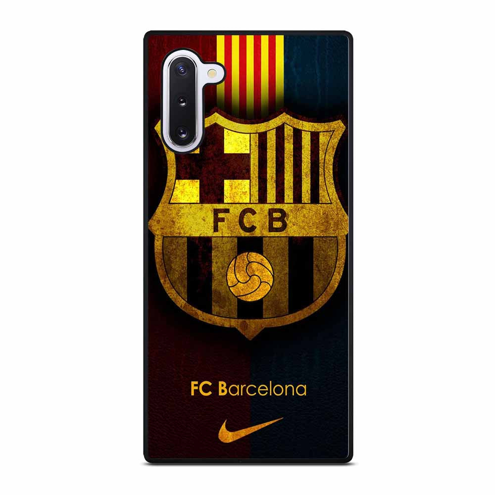 FC BARCELONA LOGO #1 Samsung Galaxy Note 10 Case