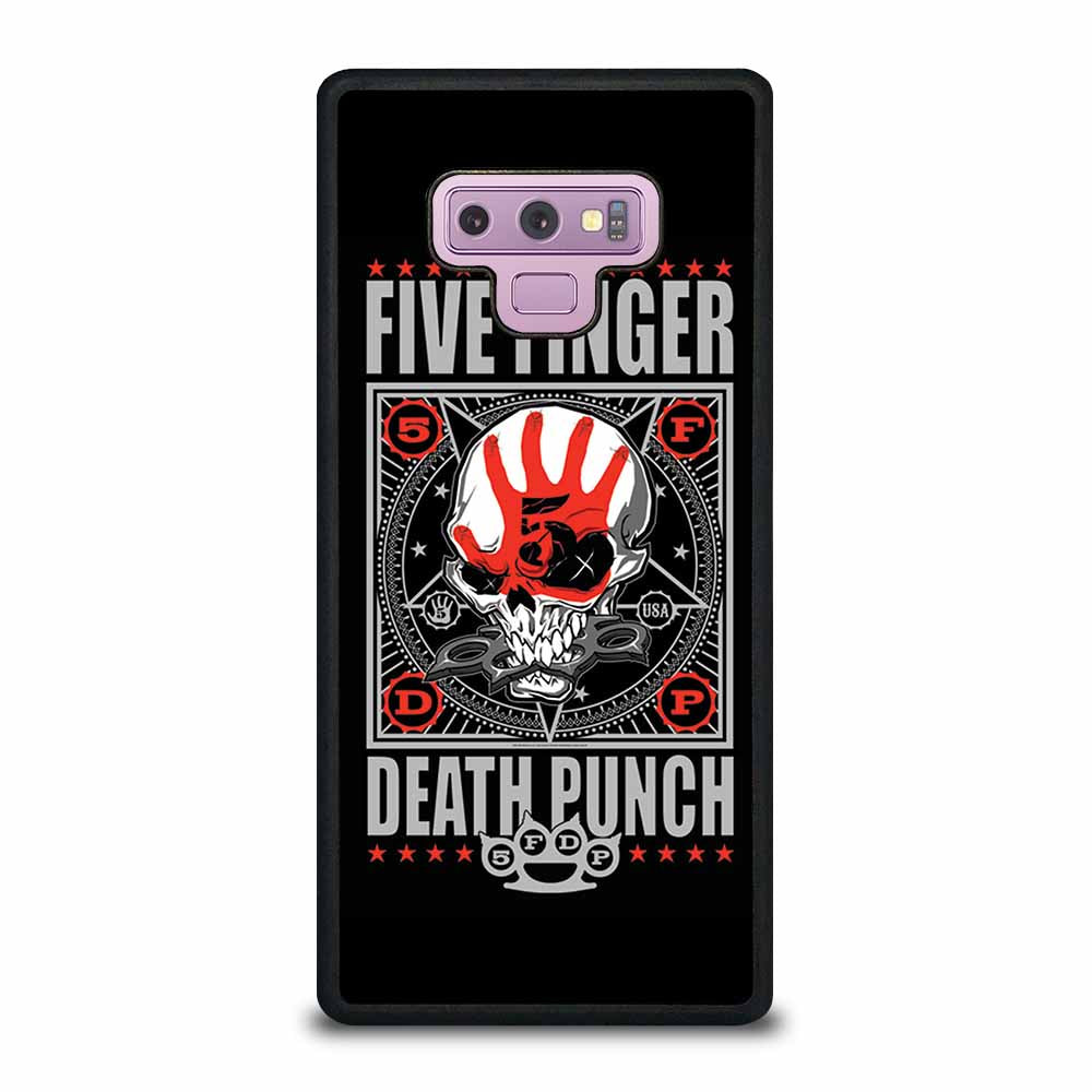 FIVE FINGER DEATH PUNCH Samsung Galaxy Note 9 case