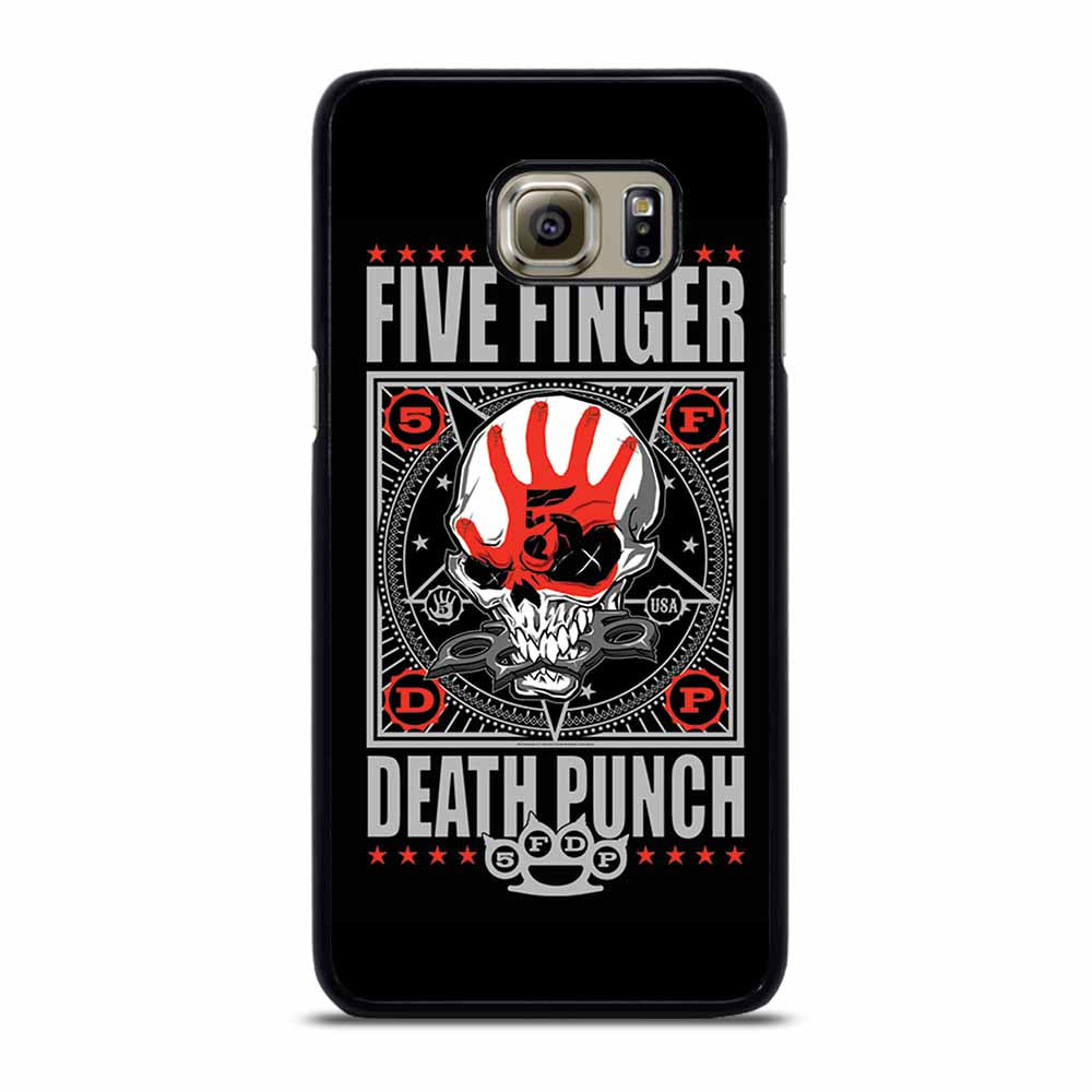 FIVE FINGER DEATH PUNCH Samsung Galaxy S6 Edge Plus Case