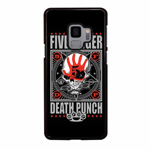 FIVE FINGER DEATH PUNCH Samsung Galaxy S9 Case