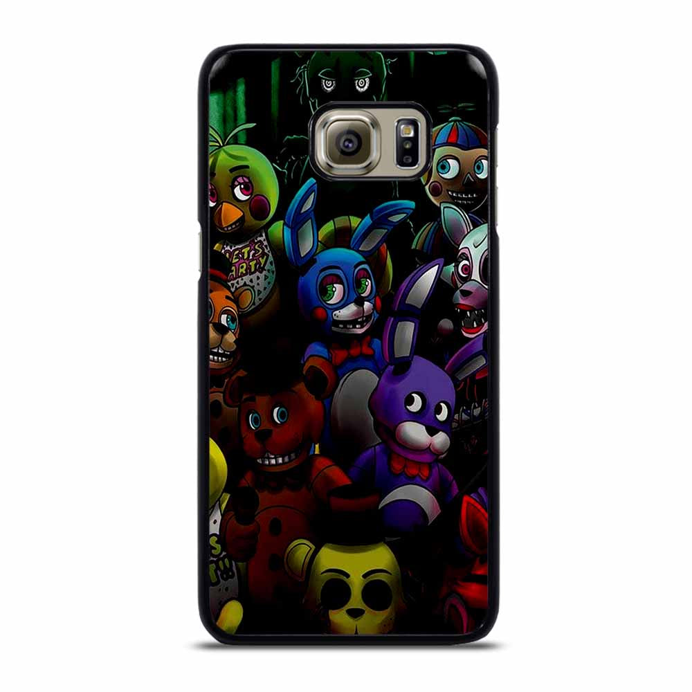 FNAF ALL TOGHETER Samsung Galaxy S6 Edge Plus Case