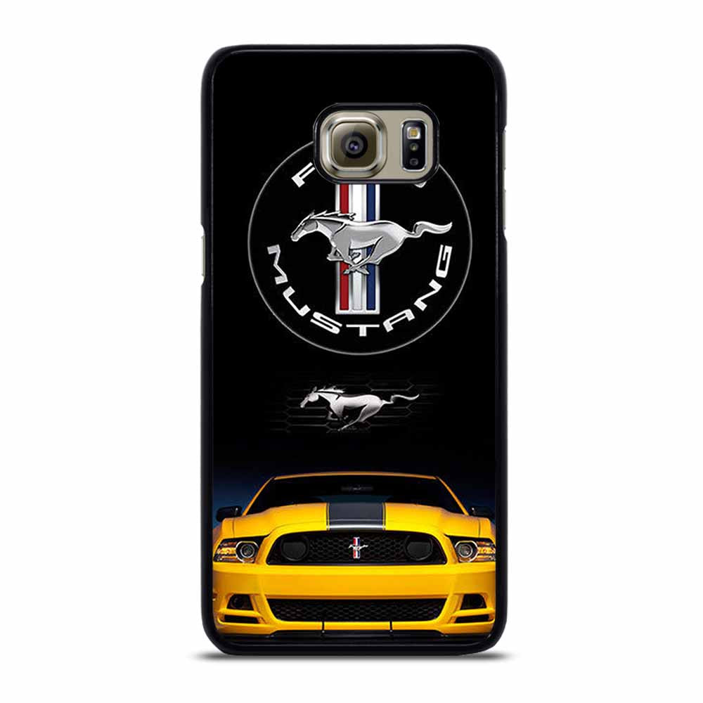 FORD MUSTANG Shelby #1 Samsung Galaxy S6 Edge Plus Case