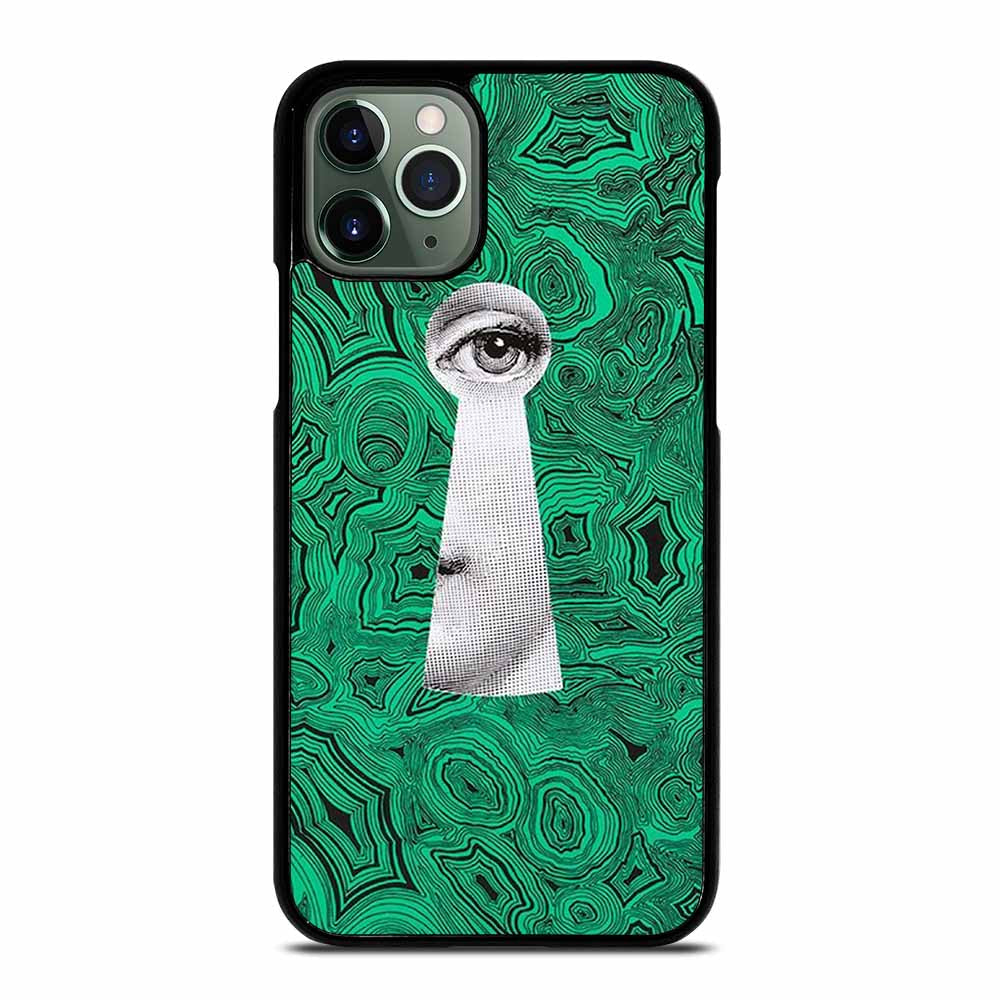 FORNASETTI MALACHITE KEY iPhone 11 Pro Max Case