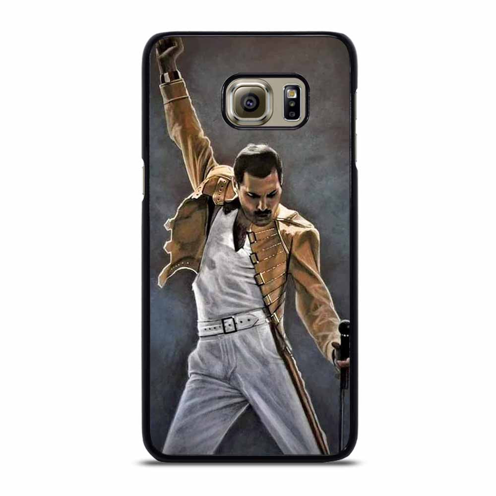FREDDIE MERCURY LEGEND Samsung Galaxy S6 Edge Plus Case