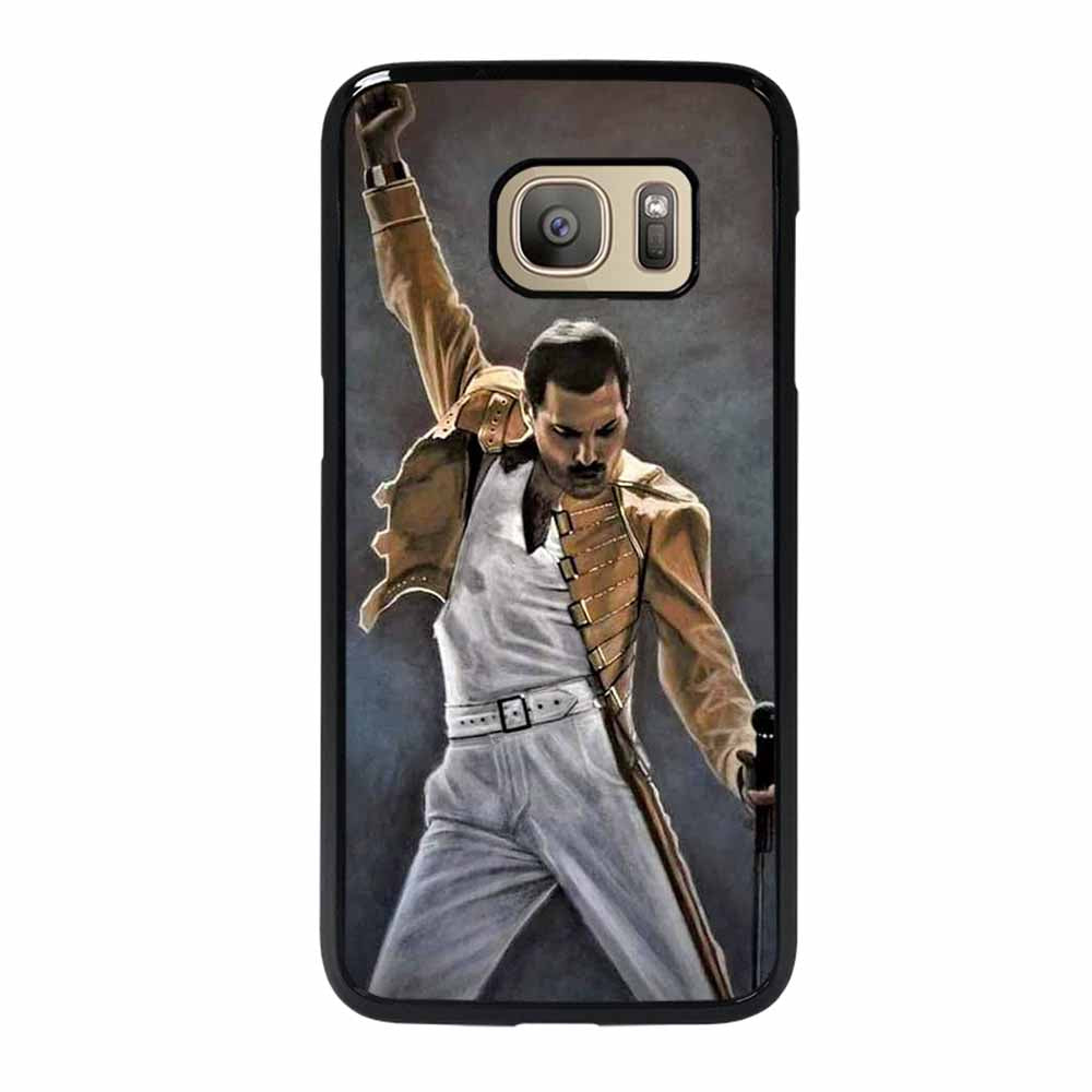 FREDDIE MERCURY LEGEND Samsung Galaxy S7 Case
