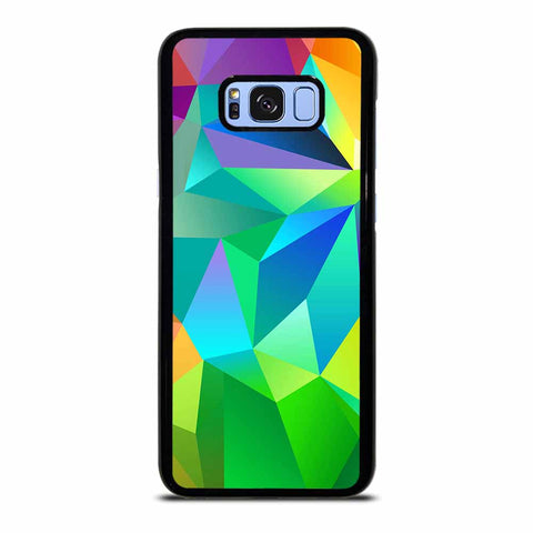 GEOMETRIC ABSTRACT Samsung Galaxy S8 Plus Case