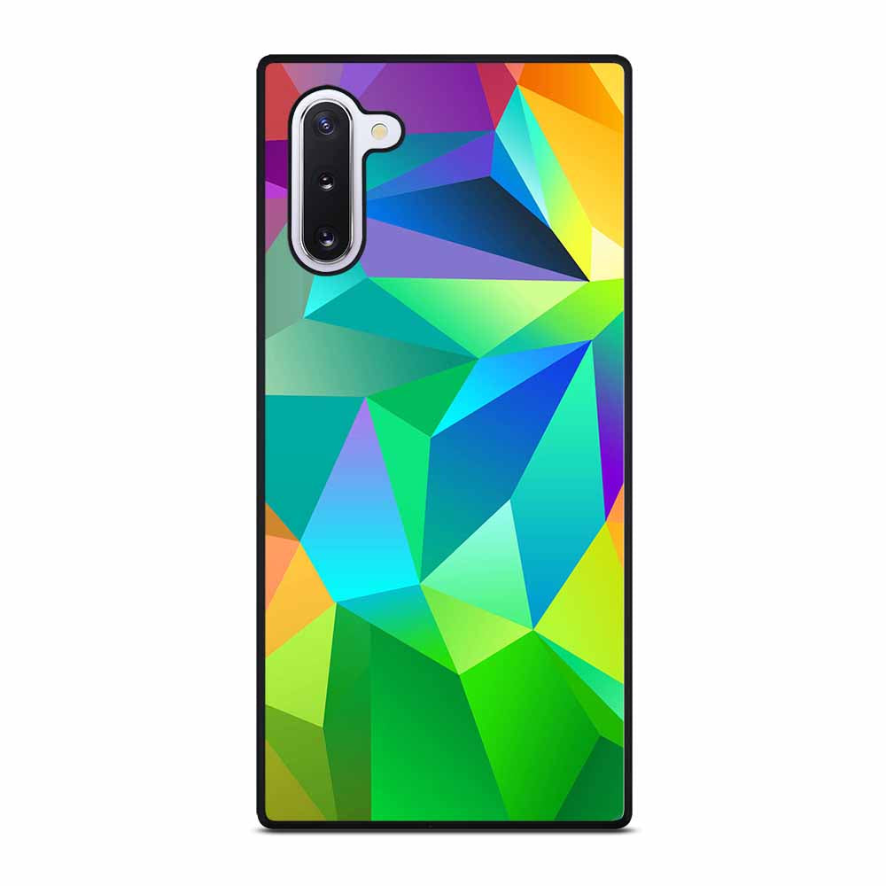 GEOMETRIC ABSTRACT Samsung Galaxy Note 10 Case