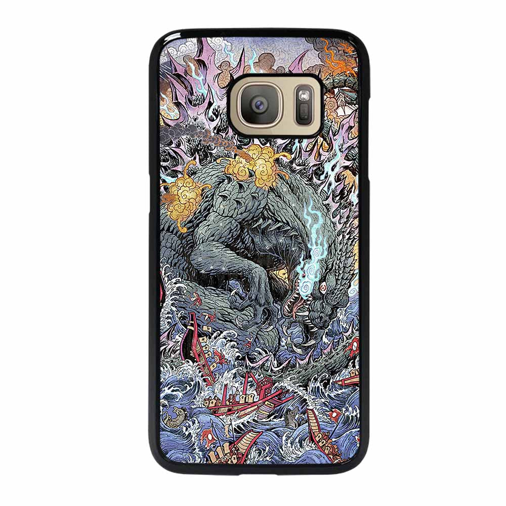 GODZILLA ART Samsung Galaxy S7 Case