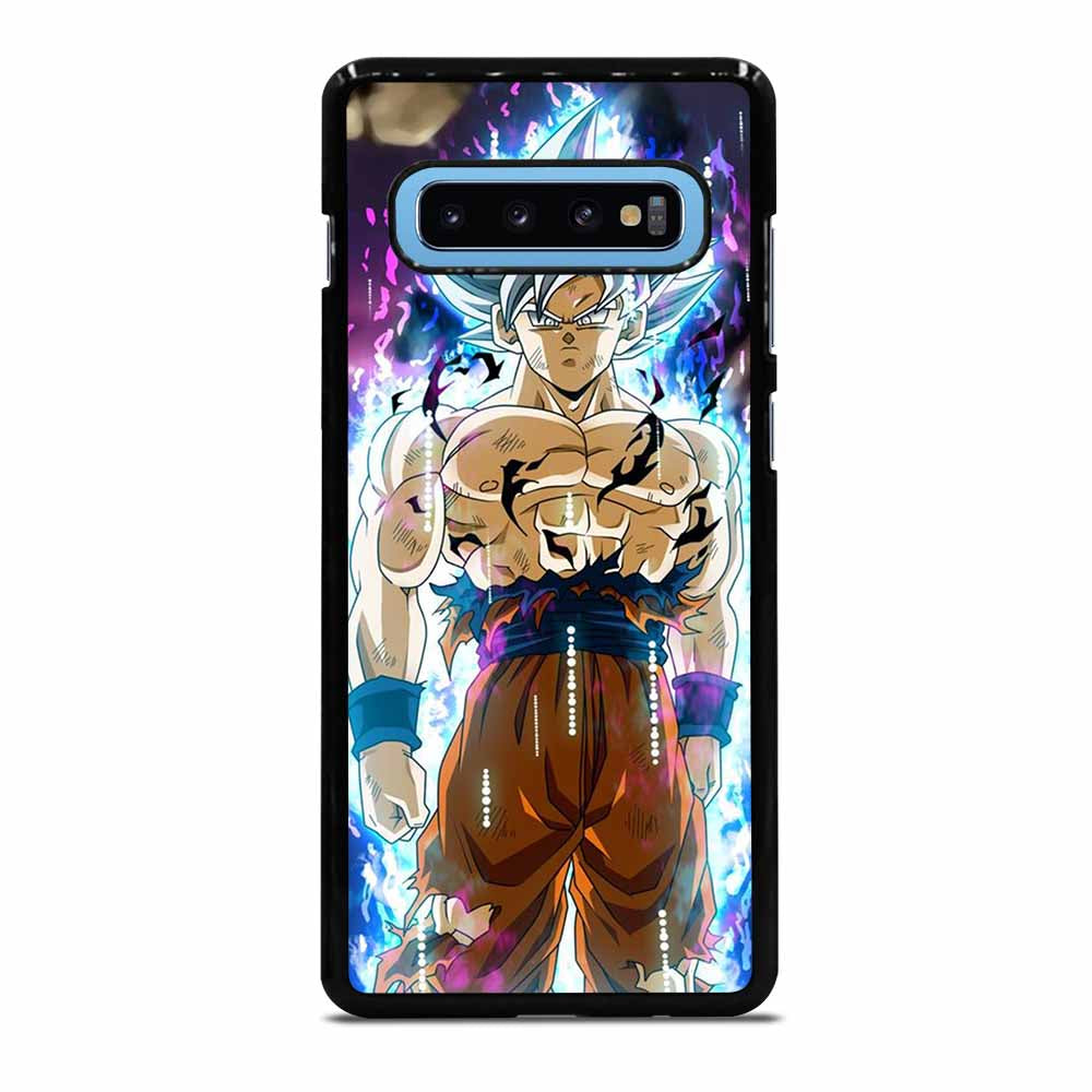 GOKU ULTRA INSTINCT FULL Samsung Galaxy S10 Plus Case