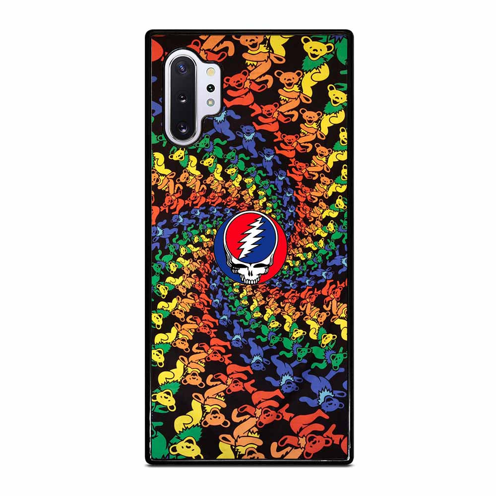 GRATEFUL DEAD DANCING BEARS LOGO #1 Samsung Galaxy Note 10 Plus Case