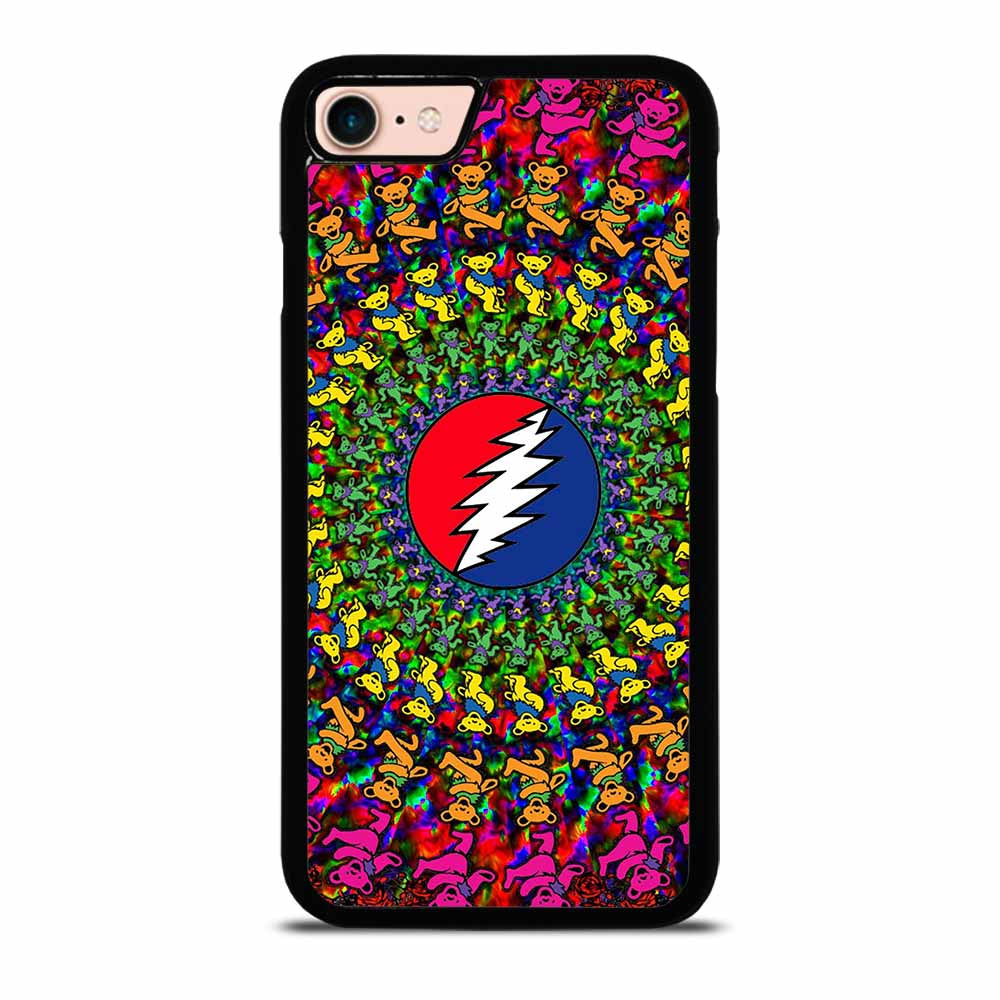 GRATEFUL DEAD DANCING BEARS LOGO 2 iPhone 7 / 8 Case