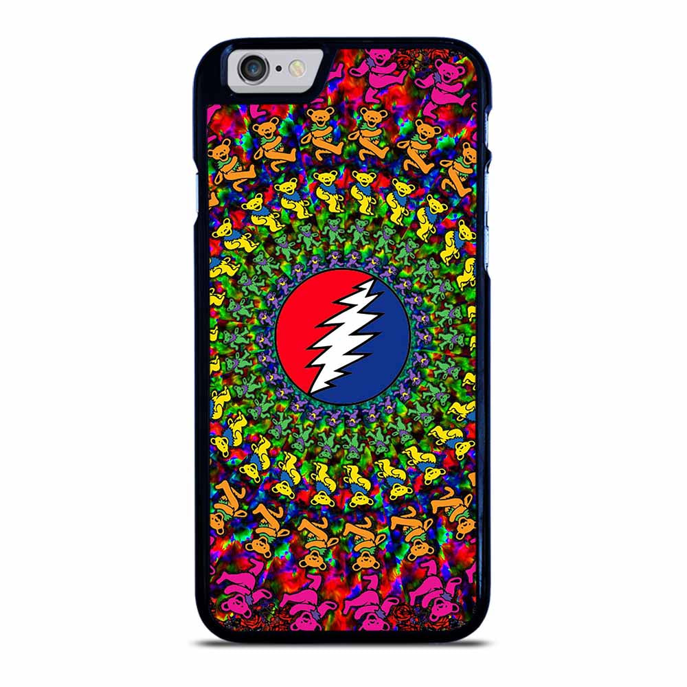 GRATEFUL DEAD DANCING BEARS LOGO 2 iPhone 6 / 6S Case
