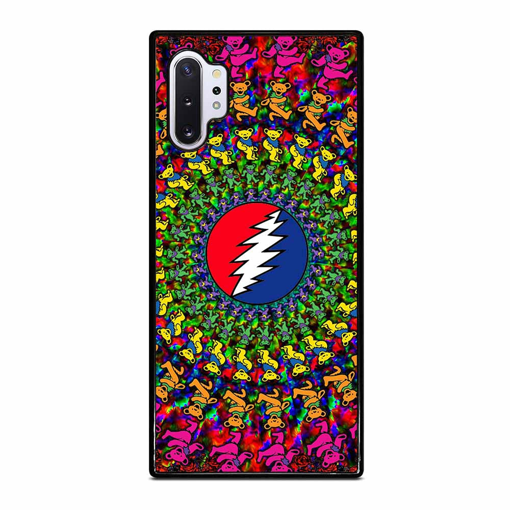 GRATEFUL DEAD DANCING BEARS LOGO #2 Samsung Galaxy Note 10 Plus Case