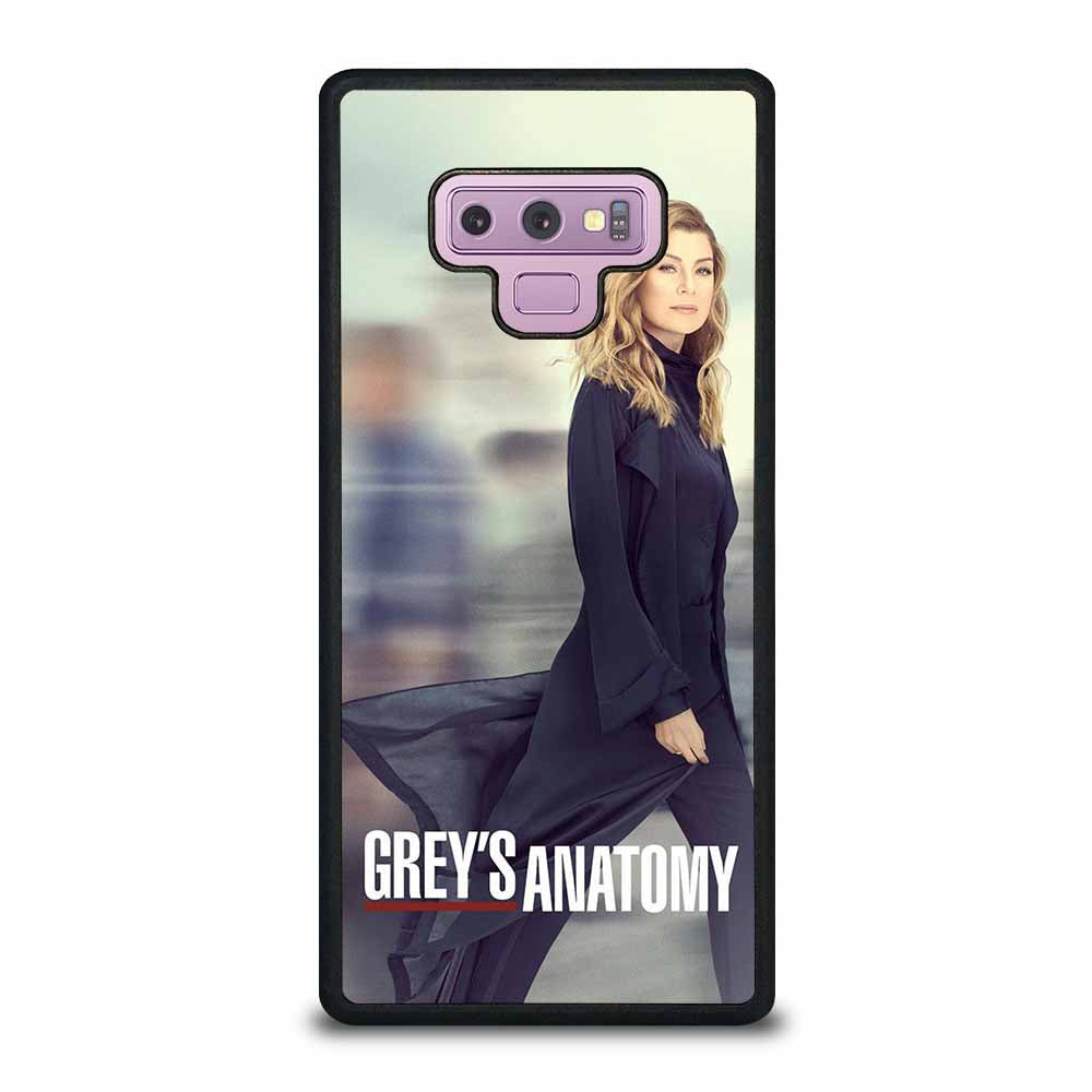 GREYS ANATOMY MEREDITH Samsung Galaxy Note 9 case