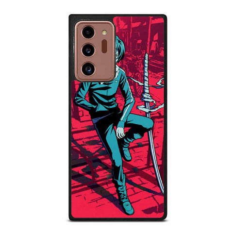 God of calamity Samsung Galaxy Note 20 Ultra Case