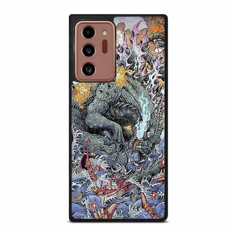 Godzilla art Samsung Galaxy Note 20 Ultra Case
