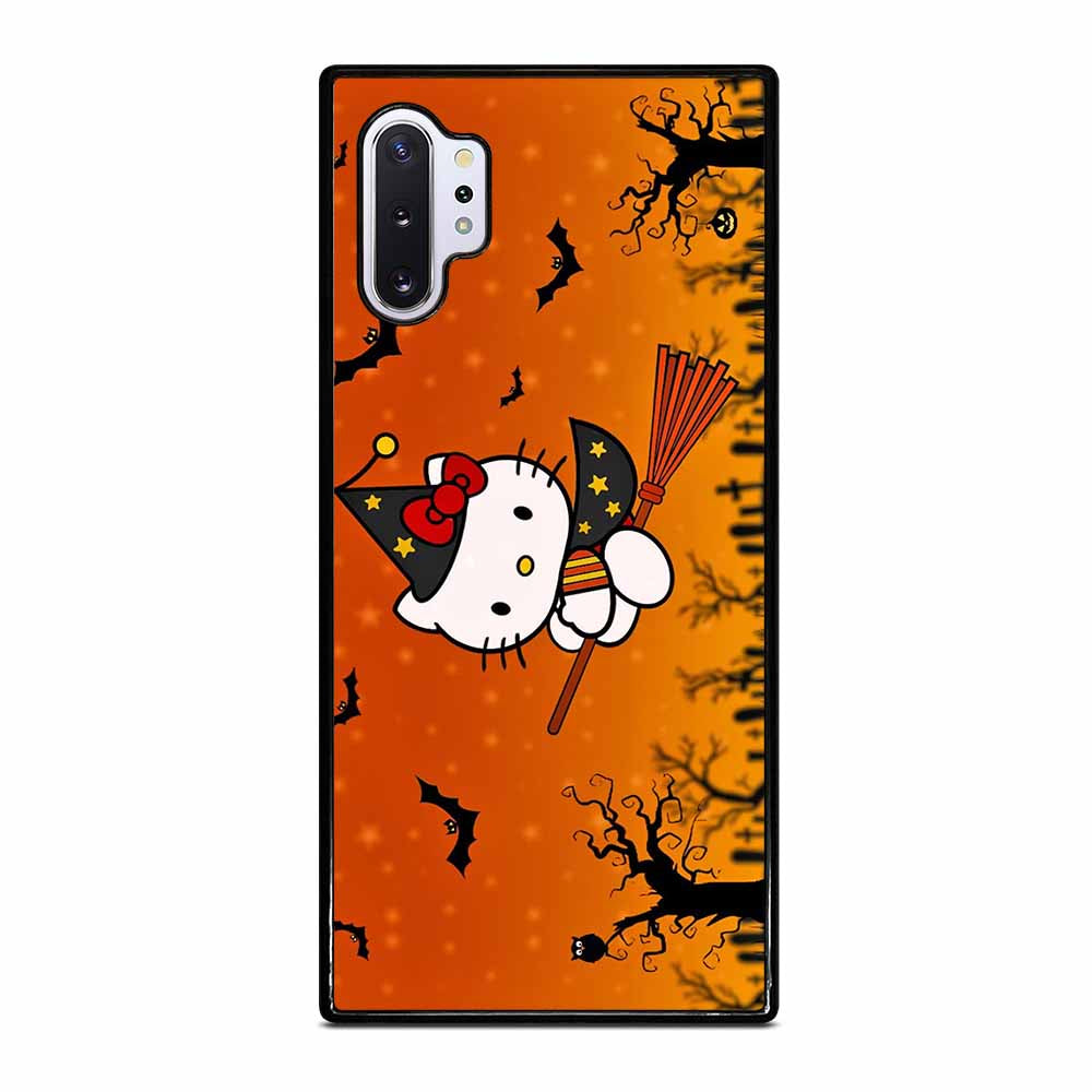 HELLO KITTY HALLOWEEN 4 Samsung Galaxy Note 10 Plus Case