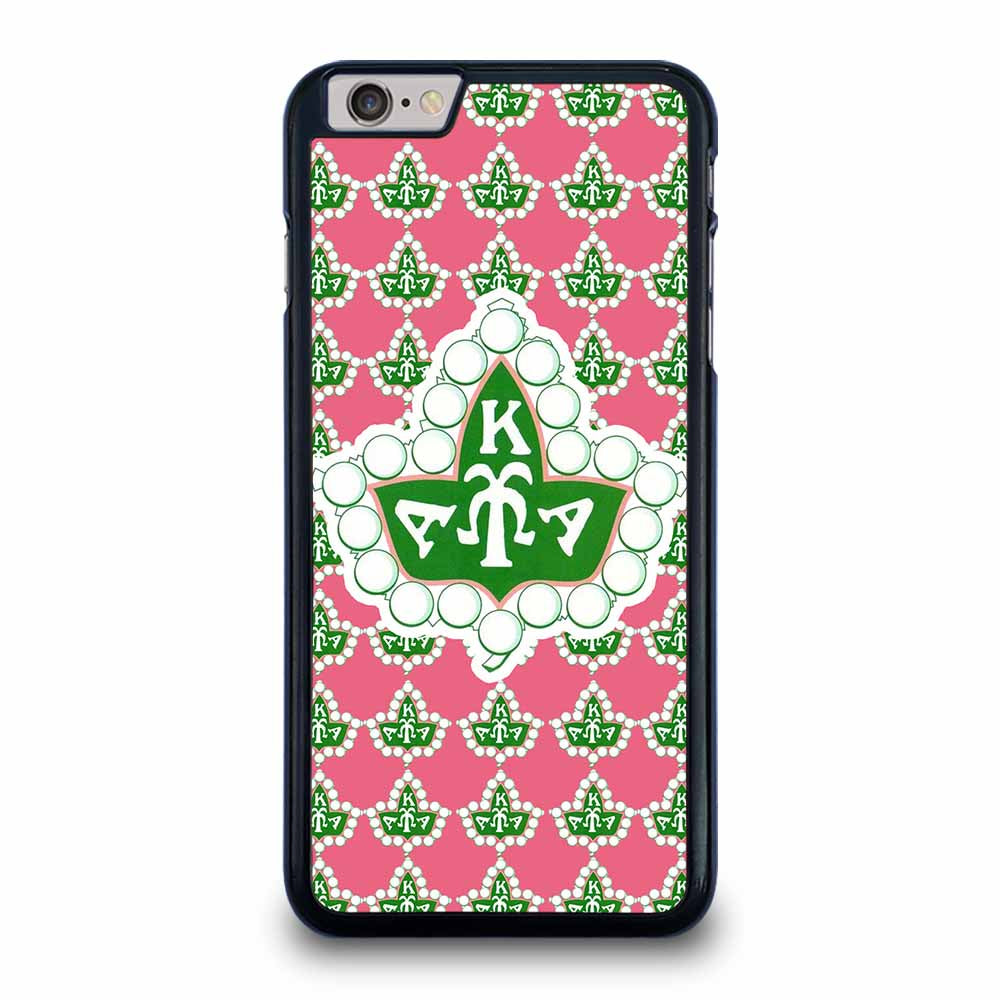 HOT AKA PINK AND GREEN iPhone 6 / 6s Plus Case