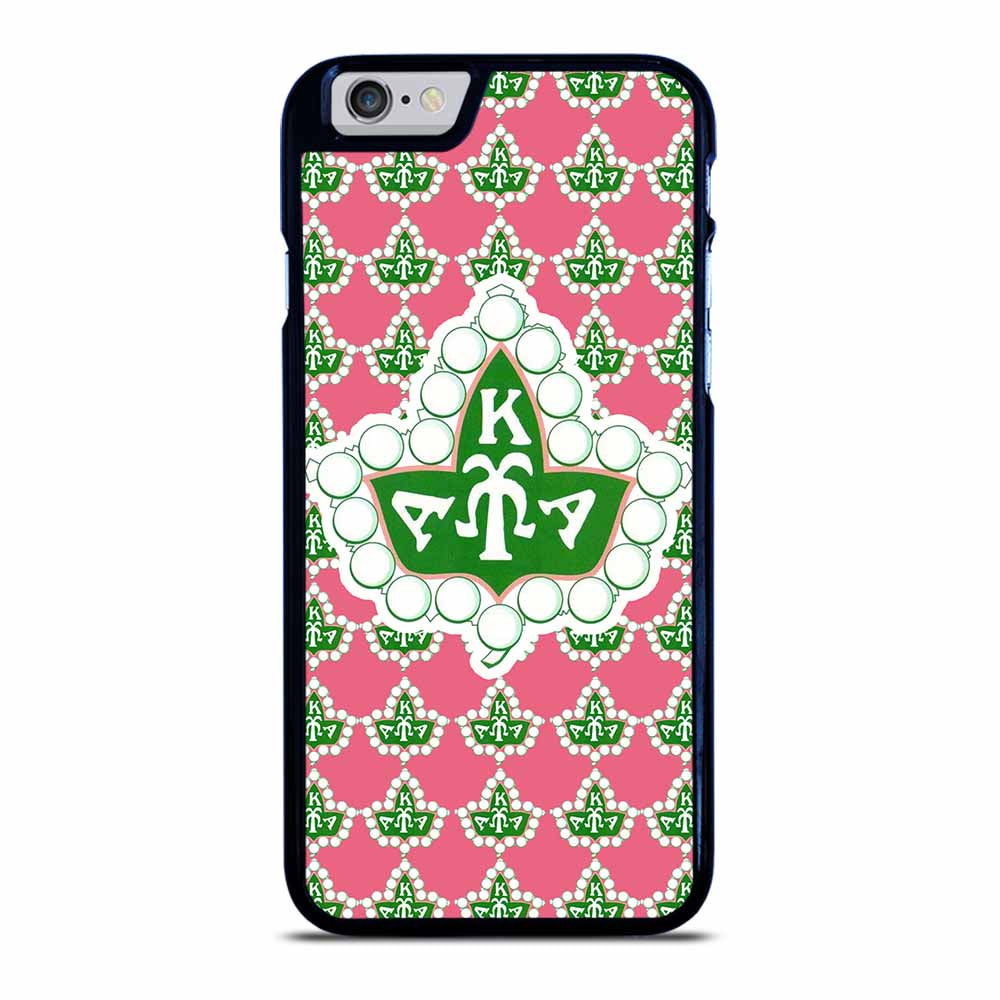 HOT AKA PINK AND GREEN iPhone 6 / 6S Case
