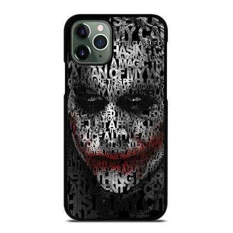 HOT JOKER BATMAN DARK KNIGHT iPhone 11 Pro Max Case
